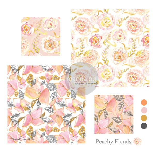 PeachyFloralsCollection_AmandaLouiseWM