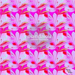 Marbled FlowersWM